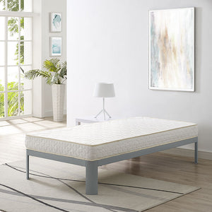 Emelie 6 Twin Mattress White Mattresses Free Shipping