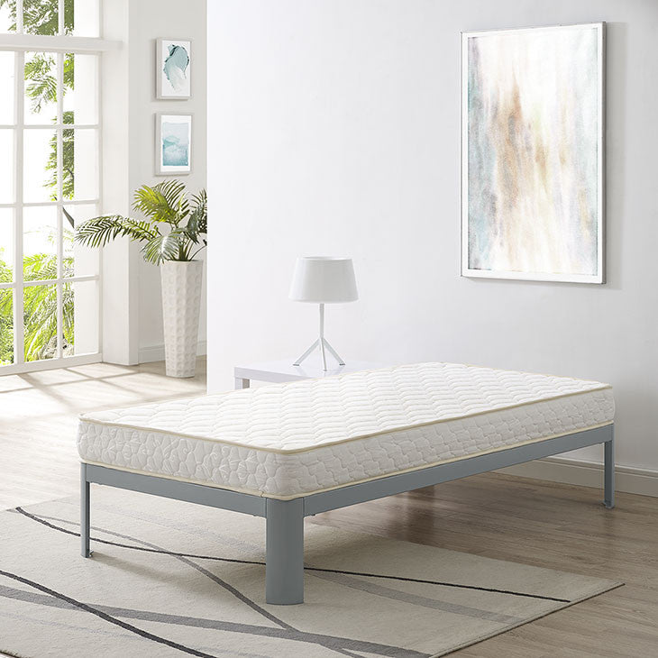 "Emelie 6"" Twin Mattress - living-essentials"