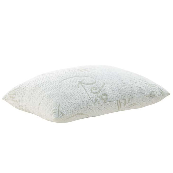 Royce White Queen Size Pillow - living-essentials