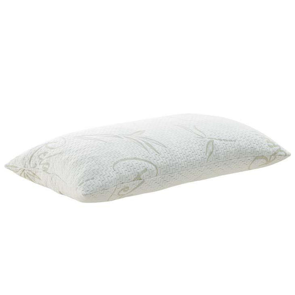 Royce White King Size Pillow - living-essentials