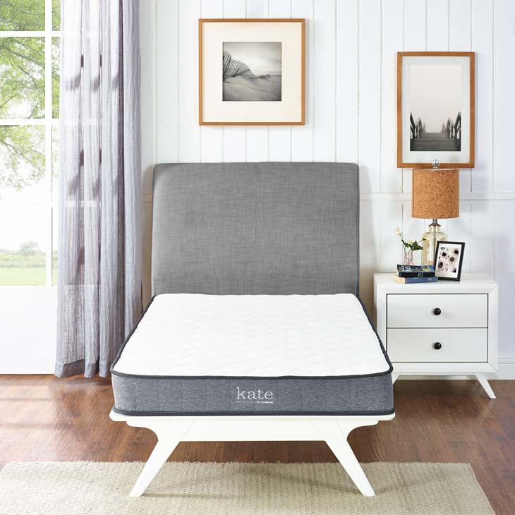 "Katy 6"" Twin Mattress - living-essentials"