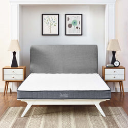 "Katy 6"" Queen Mattress - living-essentials"