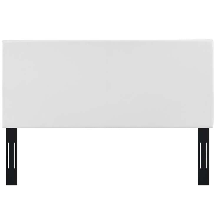 Tremblay Twin Upholstered Faux Leather Headboard - living-essentials