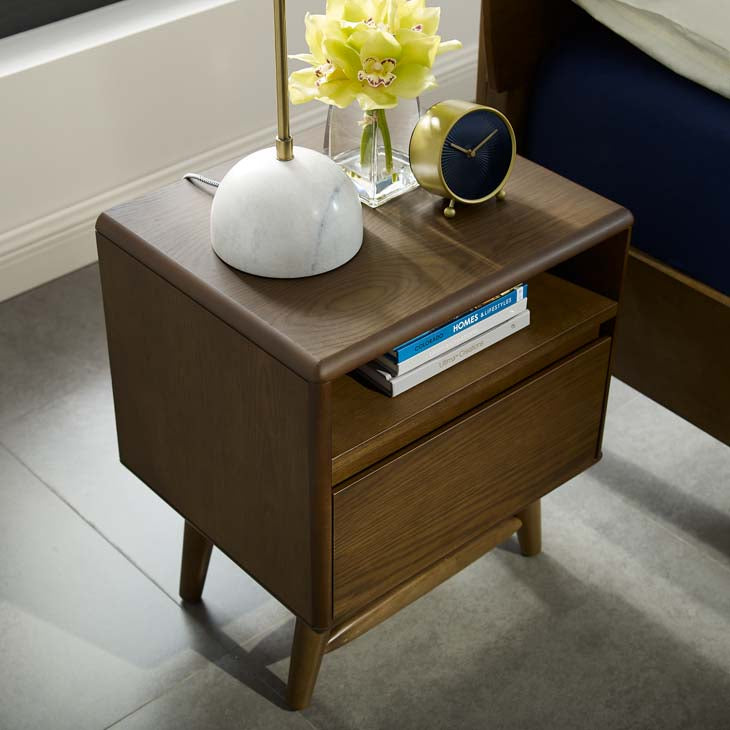 Tabytha Wood Nightstand - living-essentials
