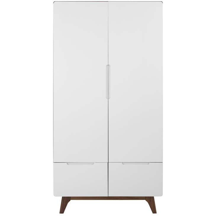Origin Wood Wardrobe Cabinet - living-essentials