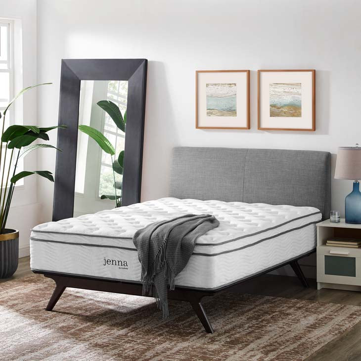 "Jenna 14"" California King Innerspring Mattress - living-essentials"