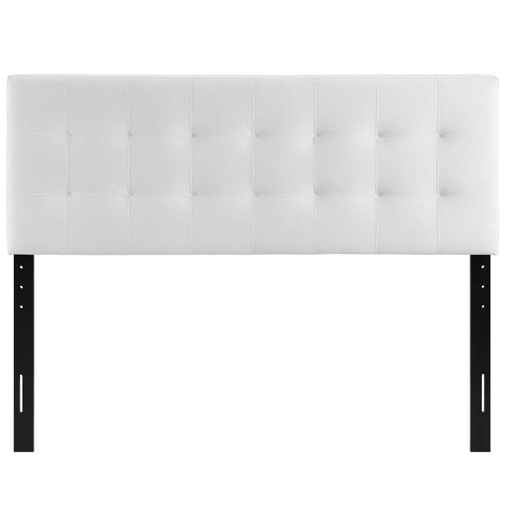 Diana Biscuit Tufted Velvet Full Headboard - living-essentials