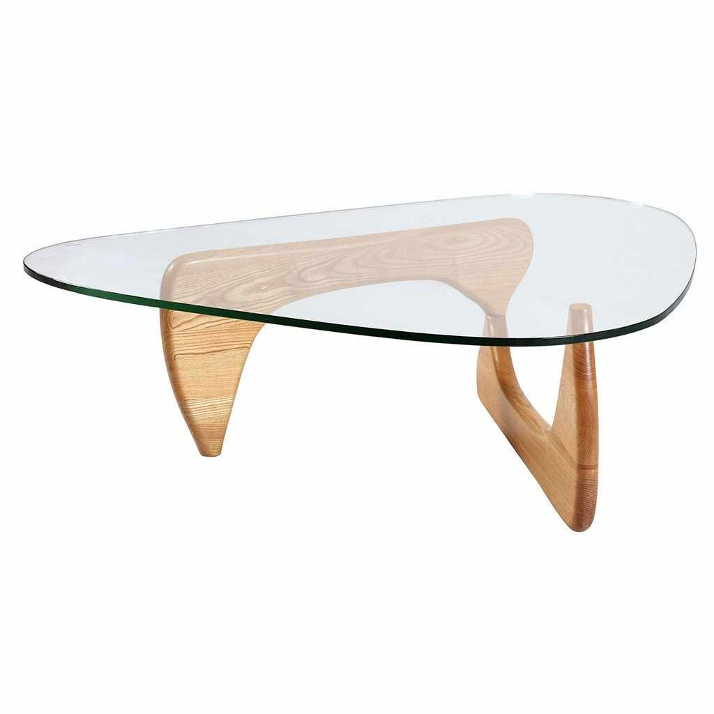 Noguchi Style Coffee Table Black Free Shipping