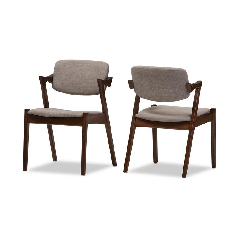 Kai Kristiansen Style #42 dining armchair Set of 2 - living-essentials