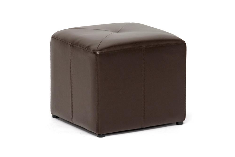 Super Axel Bonded Leather Ottoman Caraccident5 Cool Chair Designs And Ideas Caraccident5Info