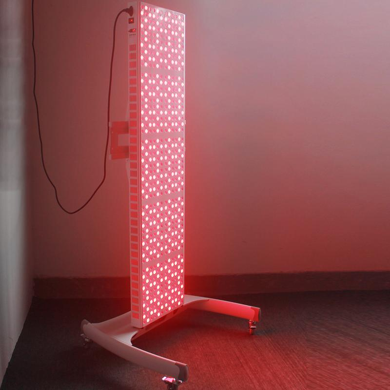 Emfurn Red Light Therapy 10 Stack Full Body 1440W 660-850nm Wide Panel