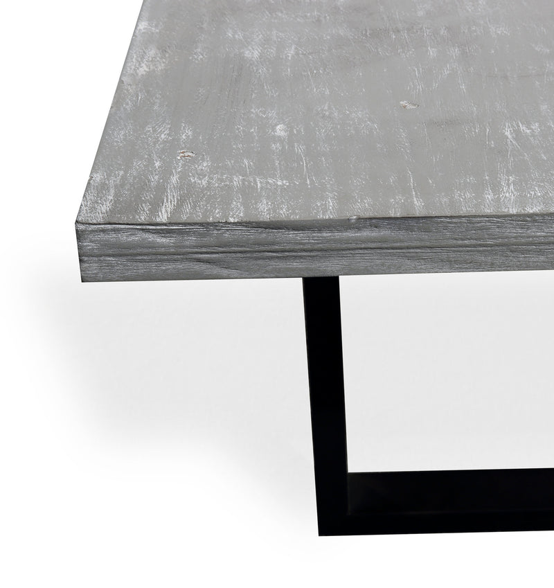 Metro Light Concrete Table - living-essentials