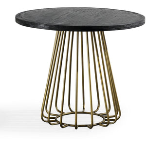 Ingrid Pine Dining Table - living-essentials