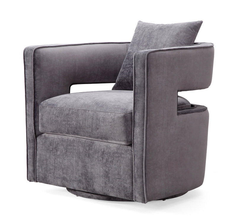 Keller Swivel Chair - living-essentials