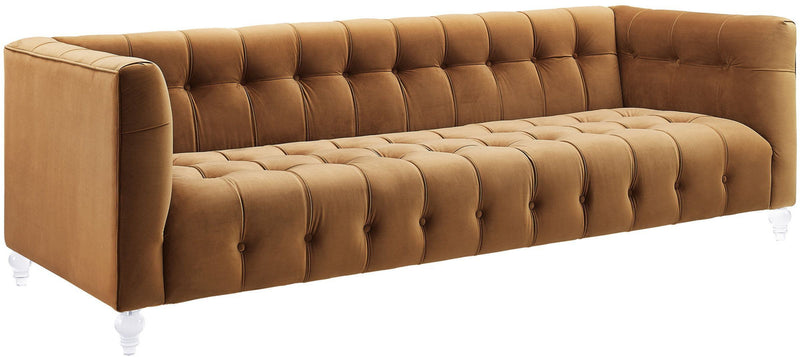 Bella Velvet Sofa - living-essentials