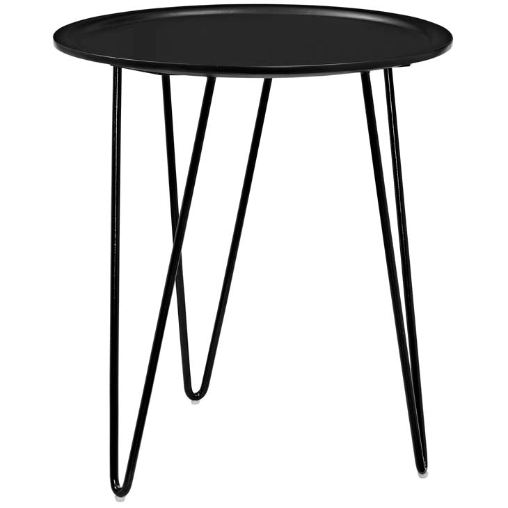 Diona Hairpin Side Table - living-essentials
