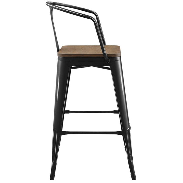 Promise Bar Stool - living-essentials