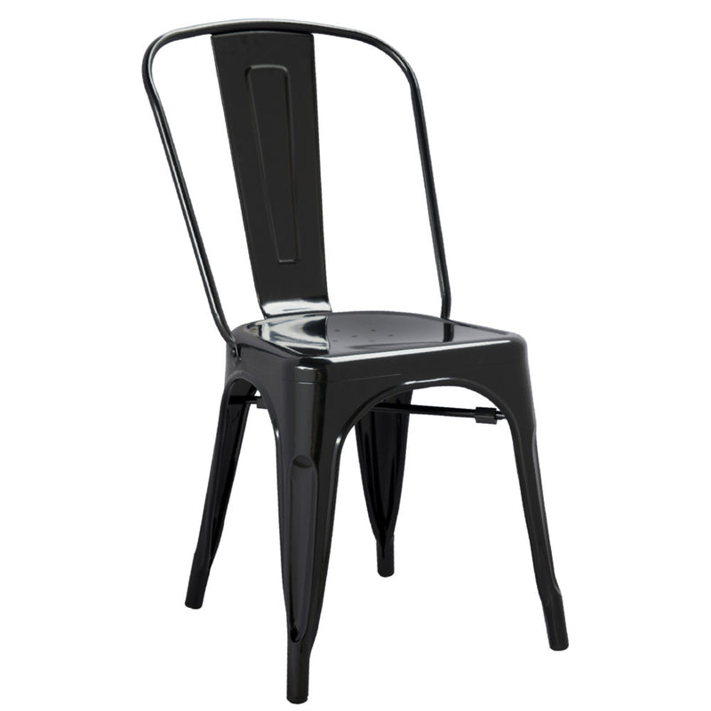 Tolix Style Indoor/Outdoor Dining Chair - living-essentials