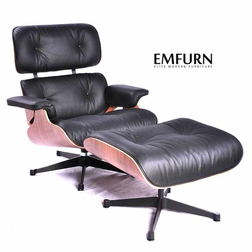 Cool Eames Style Chairs Eames Lounge Chair Replica Emfurn Pabps2019 Chair Design Images Pabps2019Com