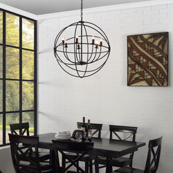 Orbit Chandelier - living-essentials
