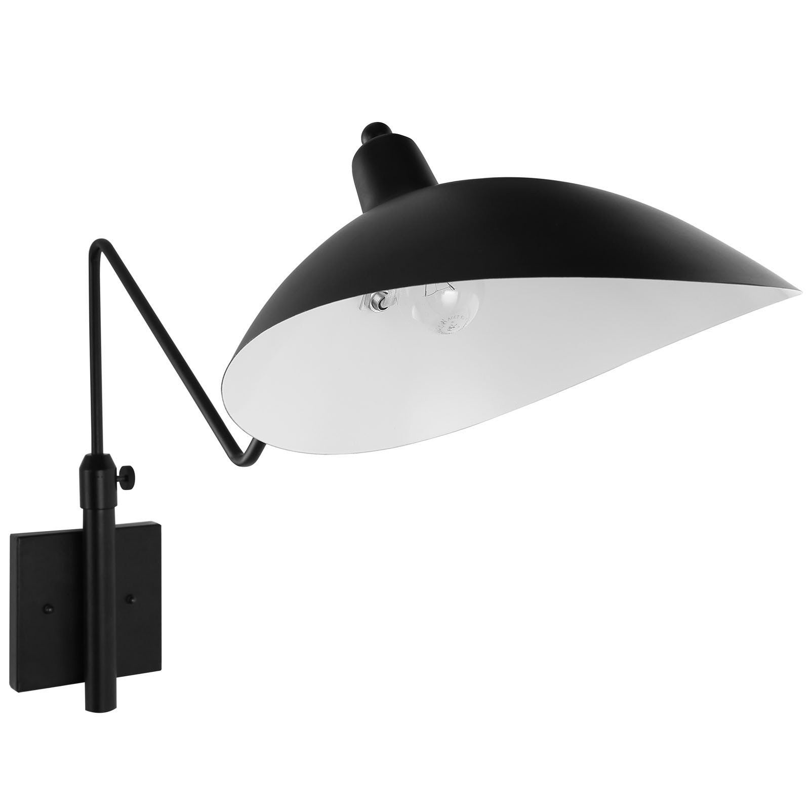 Serge Mouille Style Wall Lamp/Sconce - EMFURN