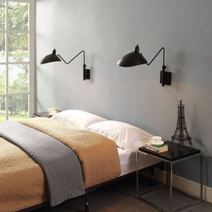 Serge Mouille Style Wall Lamp/Sconce - living-essentials