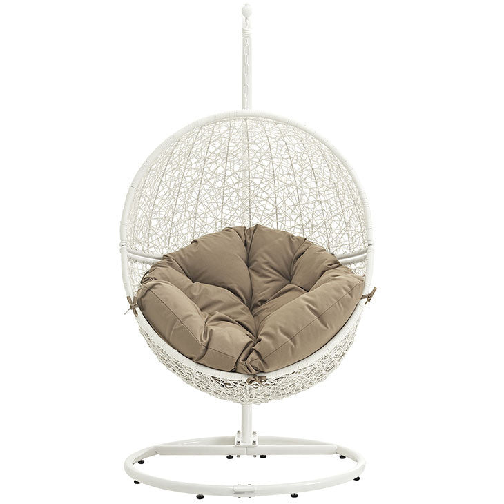 Ghost Outdoor Patio Swing Chair - living-essentials