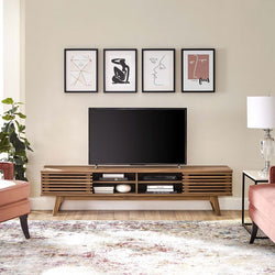 "Bartholem 70"" Entertainment Center TV Stand"