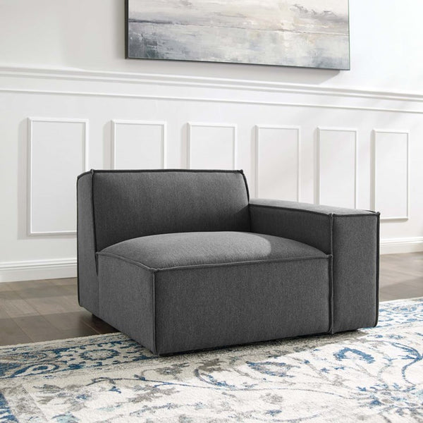 Vitality Right-Arm Sectional Sofa Chair