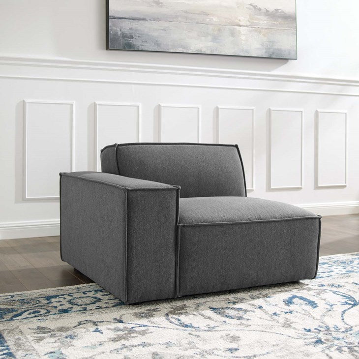 Elizabeth Right-Arm Sectional Sofa Chair