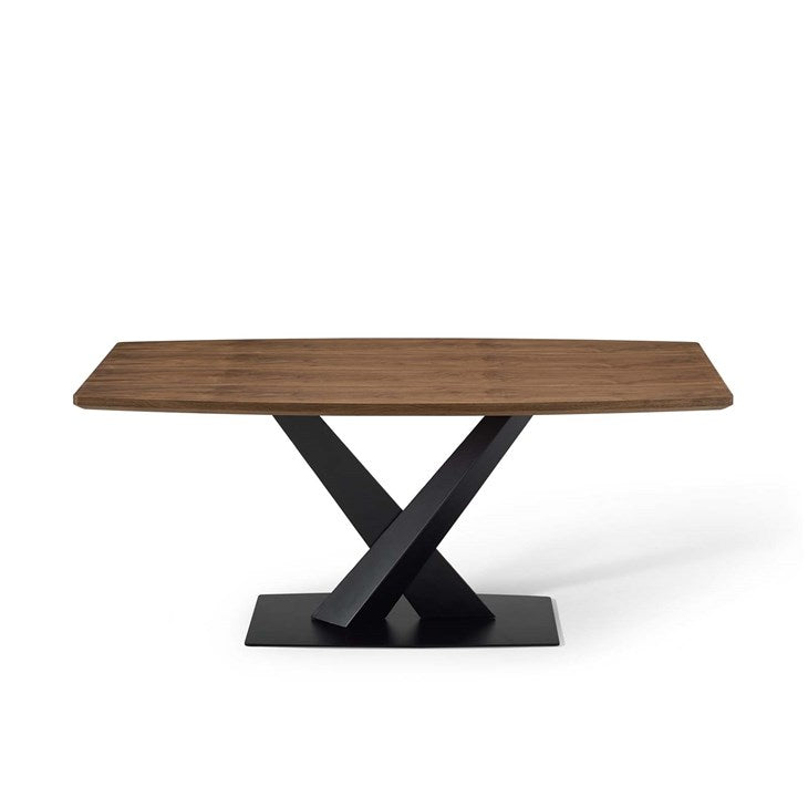 Scorpio Walnut Dining Table