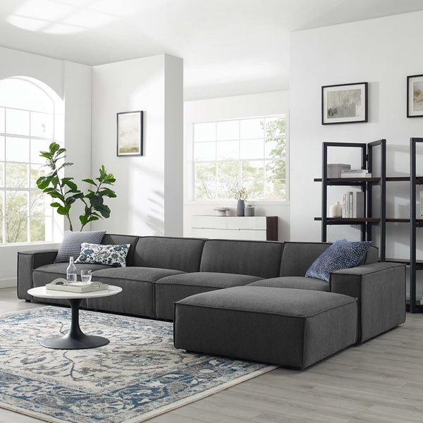 Elizabeth 5-Piece Sectional Sofa