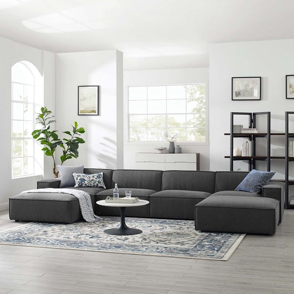 Vitality 6-Piece Sectional Sofa