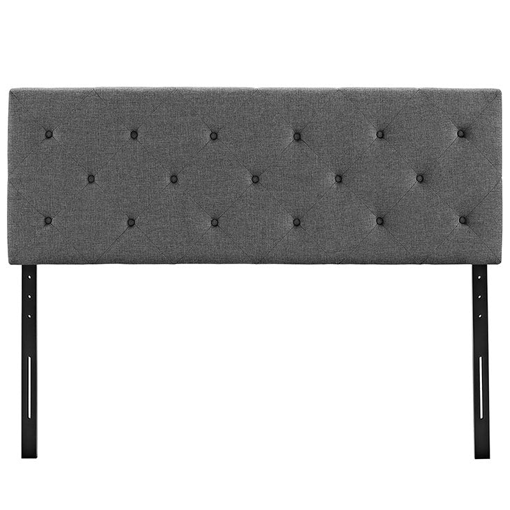 Griffin Queen Fabric Headboard - living-essentials