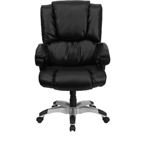 Helios Overstuffed Office Chair Chairs Free Shipping