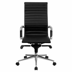 Emfurn High Back Management Office Chair Black Chairs Free Shipping