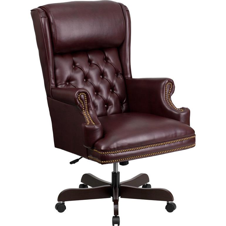 Charles Classic High Back Executive Office Chair - living-essentials