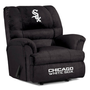 Chicago White Sox Big & Tall Microfiber Recliner
