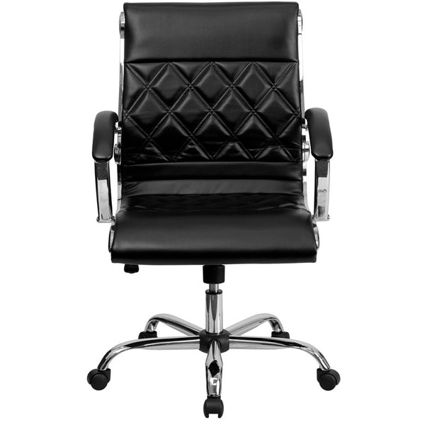 Prism Mid-Back Office Chair - living-essentials