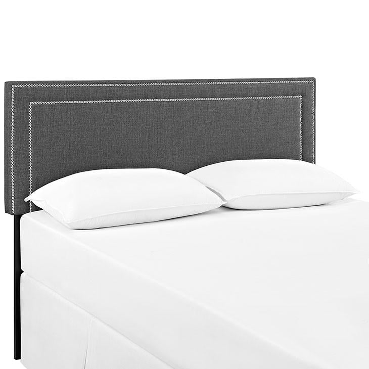 Jasmine Full Fabric Headboard - living-essentials