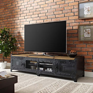 Cellar Black Tv Stand Stands Free Shipping