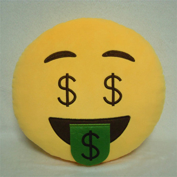 Emoji Pillows| Different Faces & Moods - living-essentials