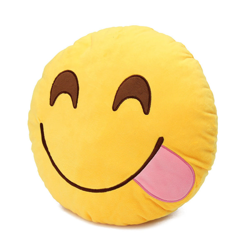Funny Emoji Pillows - living-essentials