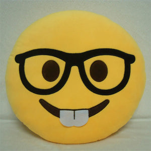 Emoji Pillows| Different Faces & Moods Free Shipping