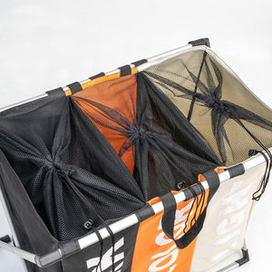 Collapsible Laundry Hamper - living-essentials