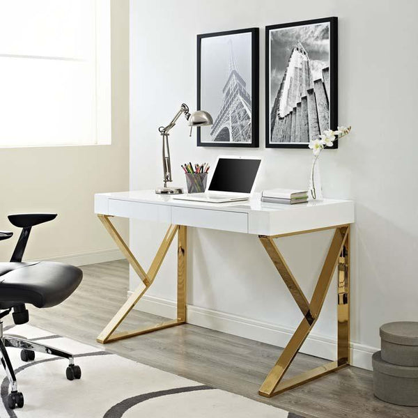 Adison Office Desk - living-essentials