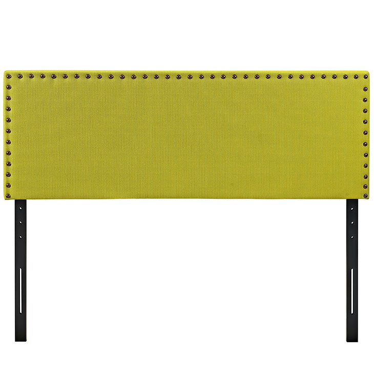 Lisa King Fabric Headboard - living-essentials