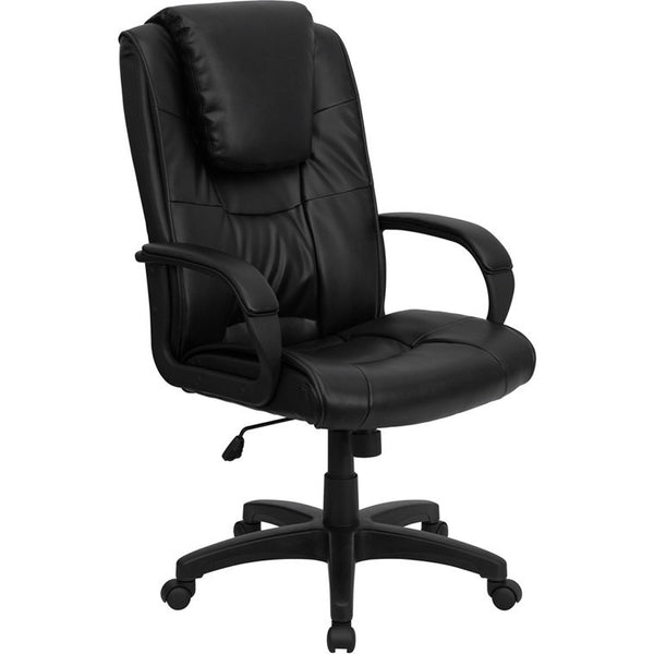 James Office Chair - living-essentials