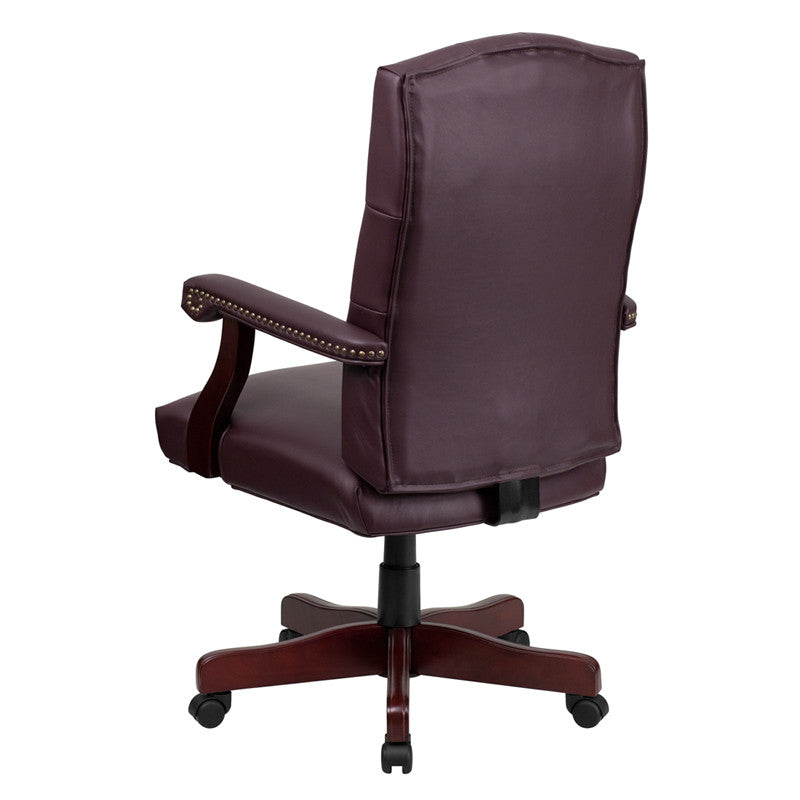 Worcestershire Traditional Office Chair - living-essentials