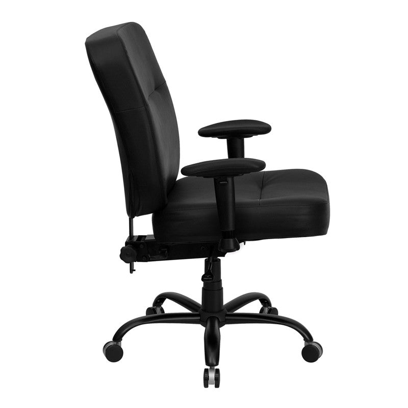 Little John Giant Capacity Office Chair - living-essentials